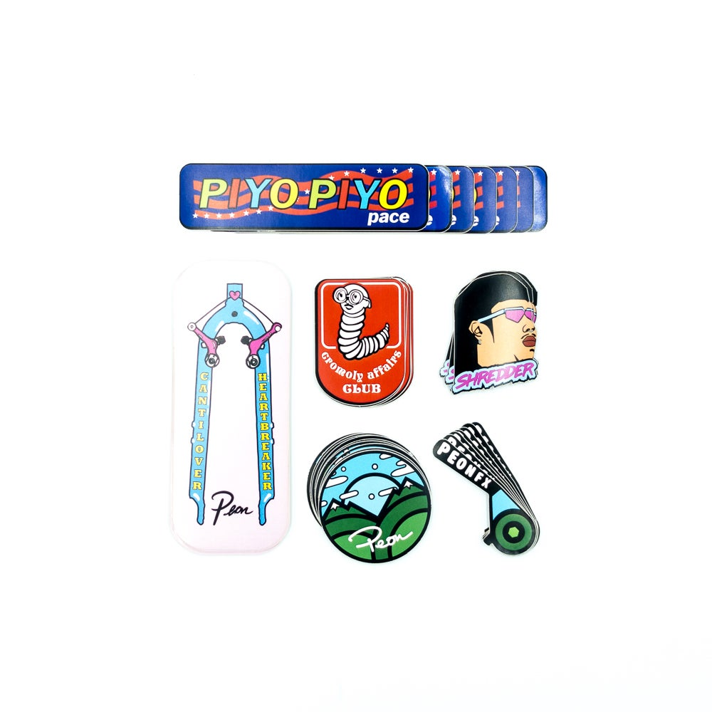 Image of StickerPac