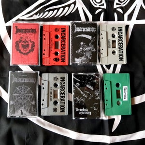 Image of Black Tapes - Distro