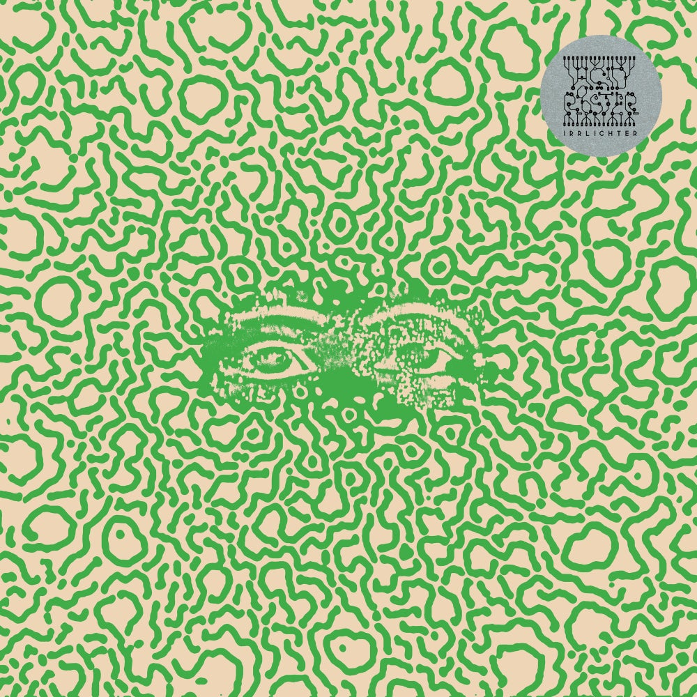 Acid Rooster - Irrlichter (Mint and Bone with ltd Poster) CARDINAL FUZZ - 10 Left