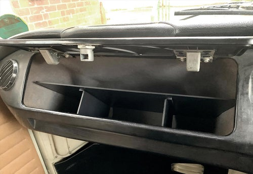 Image of Bay Window Glovebox Shelf / Organiser