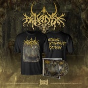 Image of ASTYANAX-EXTREME ANTINATALIST...T-SHIRT + CD