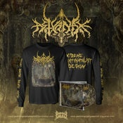 Image of ASTYANAX -EXTREME ANTINATALIST...CD + LONGSLEEVE