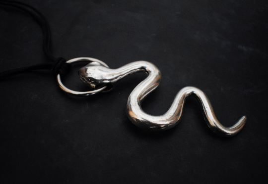 Image of  Serpent Necklace  - FREE SHIPPING