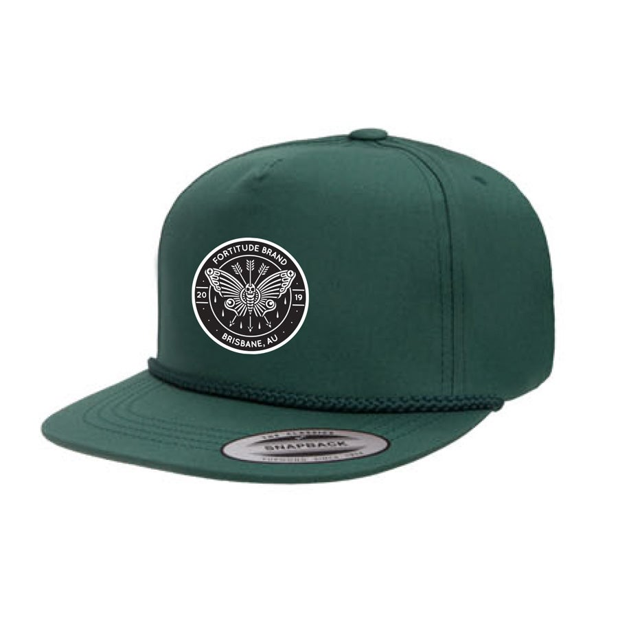 Image of Green Fortitude Golf Hat