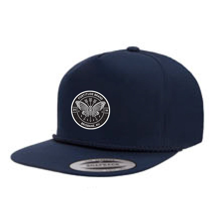 Image of Navy Fortitude Golf Hat