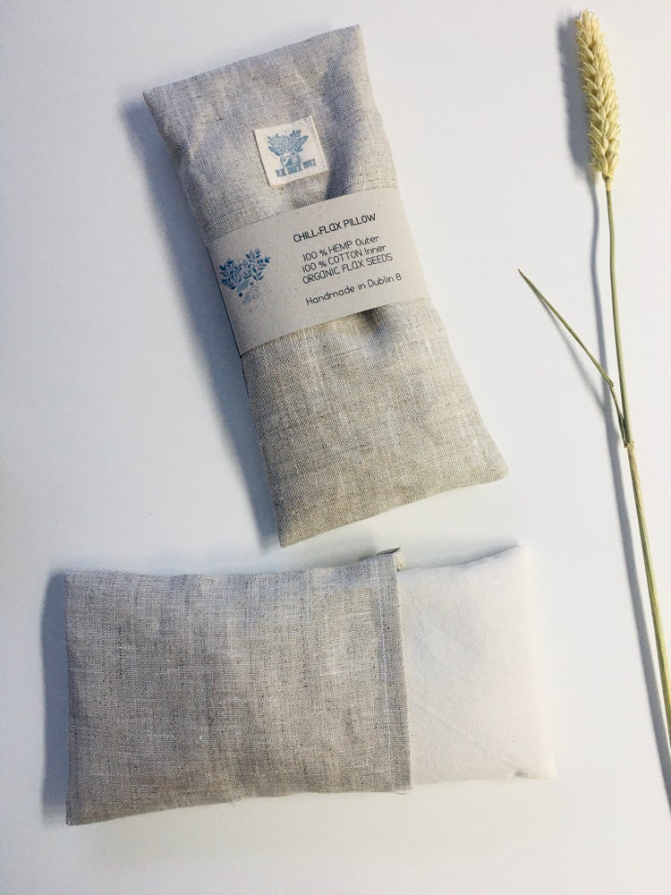 Image of Chill-Flax Eye Pillow
