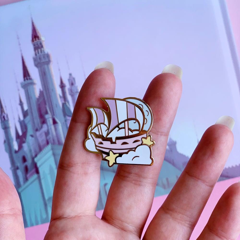 Image of Fantasyland Peter Pan