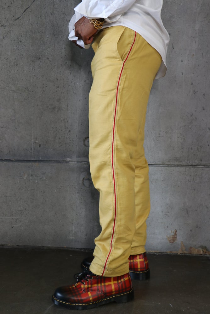 Image of The Sikani tux pants- gold