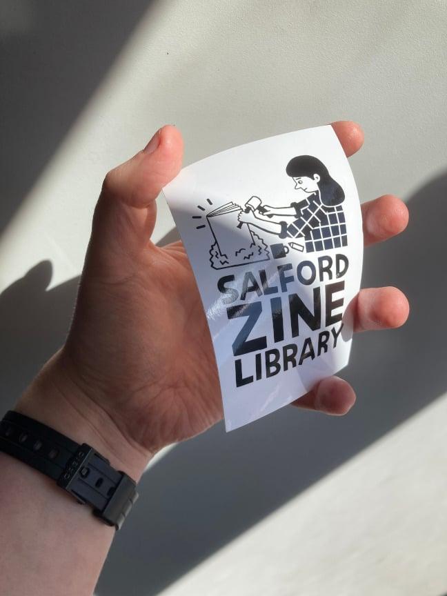 Image of Vinyl sticker