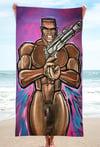 Beach Body Towel