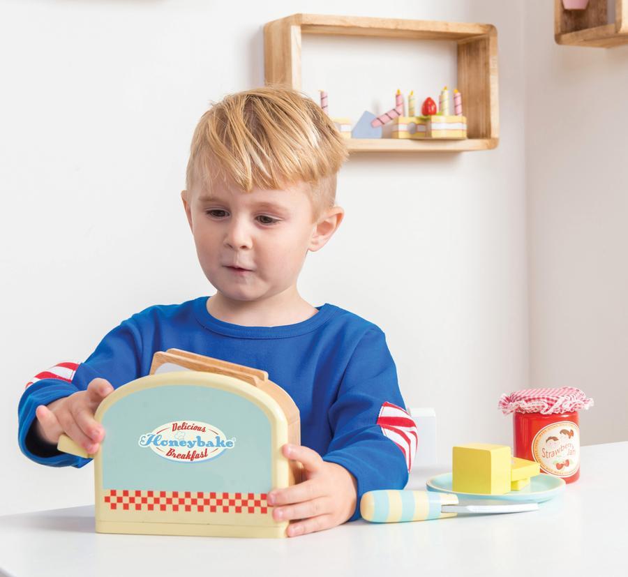 Image of Toaster Breakfast Set