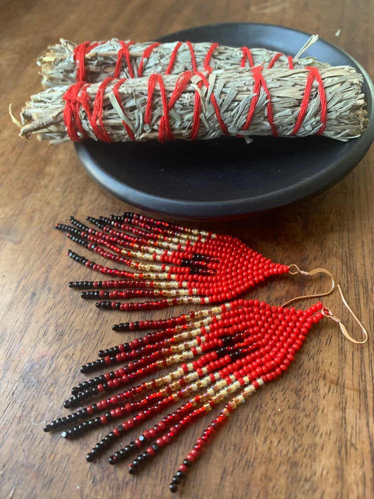 Image of Red Hands- For Our Missing and Murdered Indigenous Women