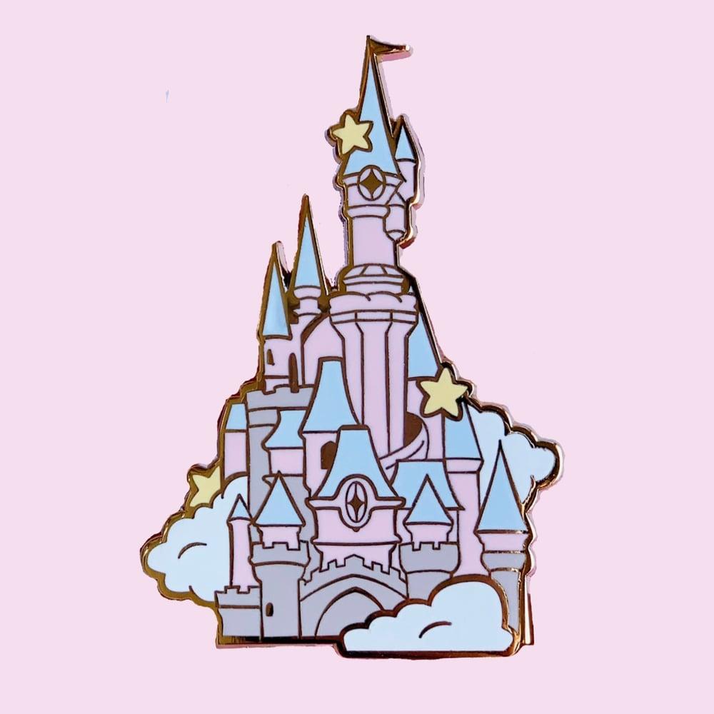Image of Fantasyland Castle