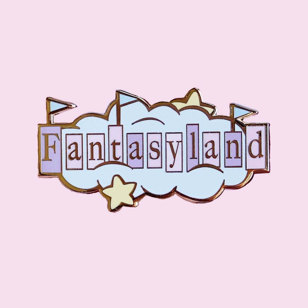Image of Fantasyland Cloud