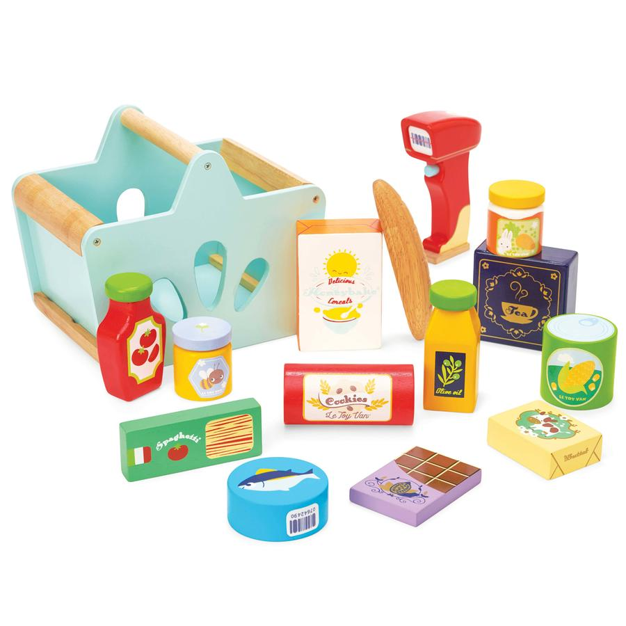 Image of Grocery set & scanner