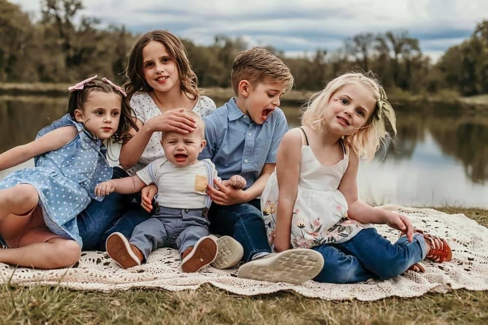 Image of Reserved for Trista - Family Session