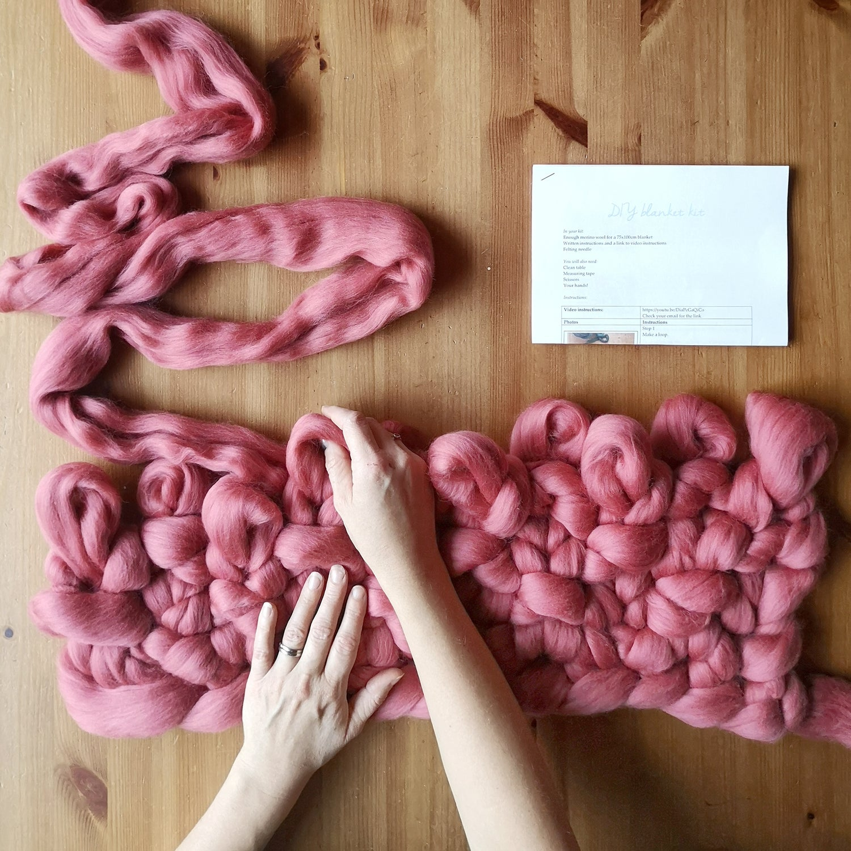 Image of DIY blanket