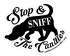 Stop & Sniff The Candles Decal - 100% Proceeds Donated