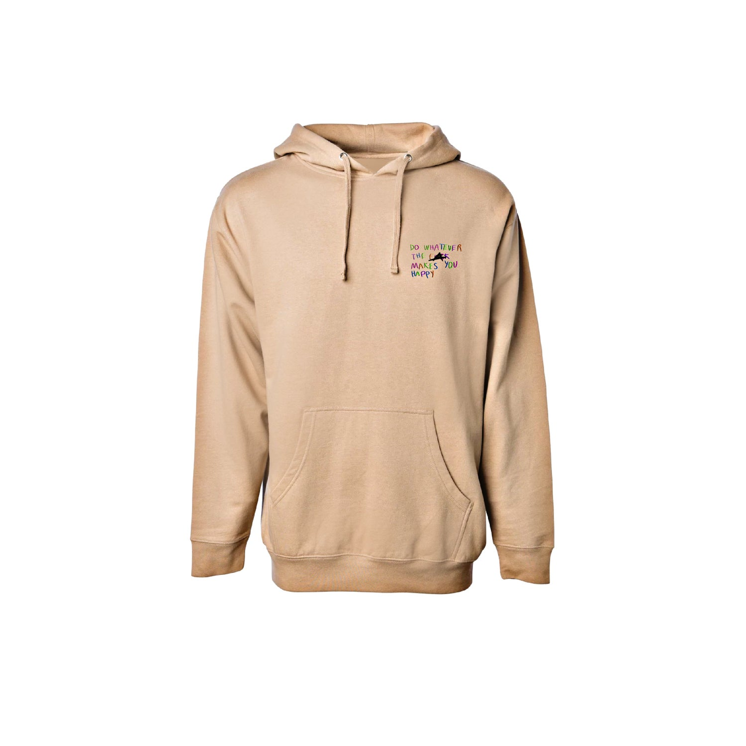 Image of BE HAPPY  (Beige) | France Classic Collective | *LIMITED*