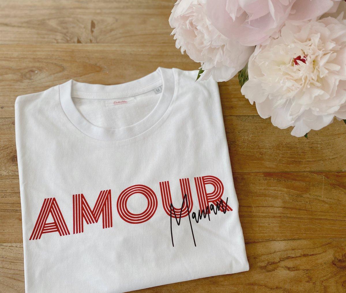 Image of Tee shirt AMOUR maman