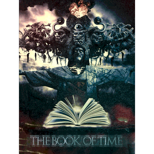 "Image of ""The Book of Time"" Full Size Poster"