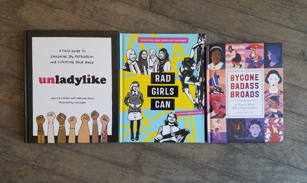 Image of Feminist Book Collection
