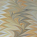 Custom Order Paper on Stone - Flame Pattern - 1/2 sheets