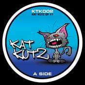 Image of KTK002 Kat Kutz EP#1