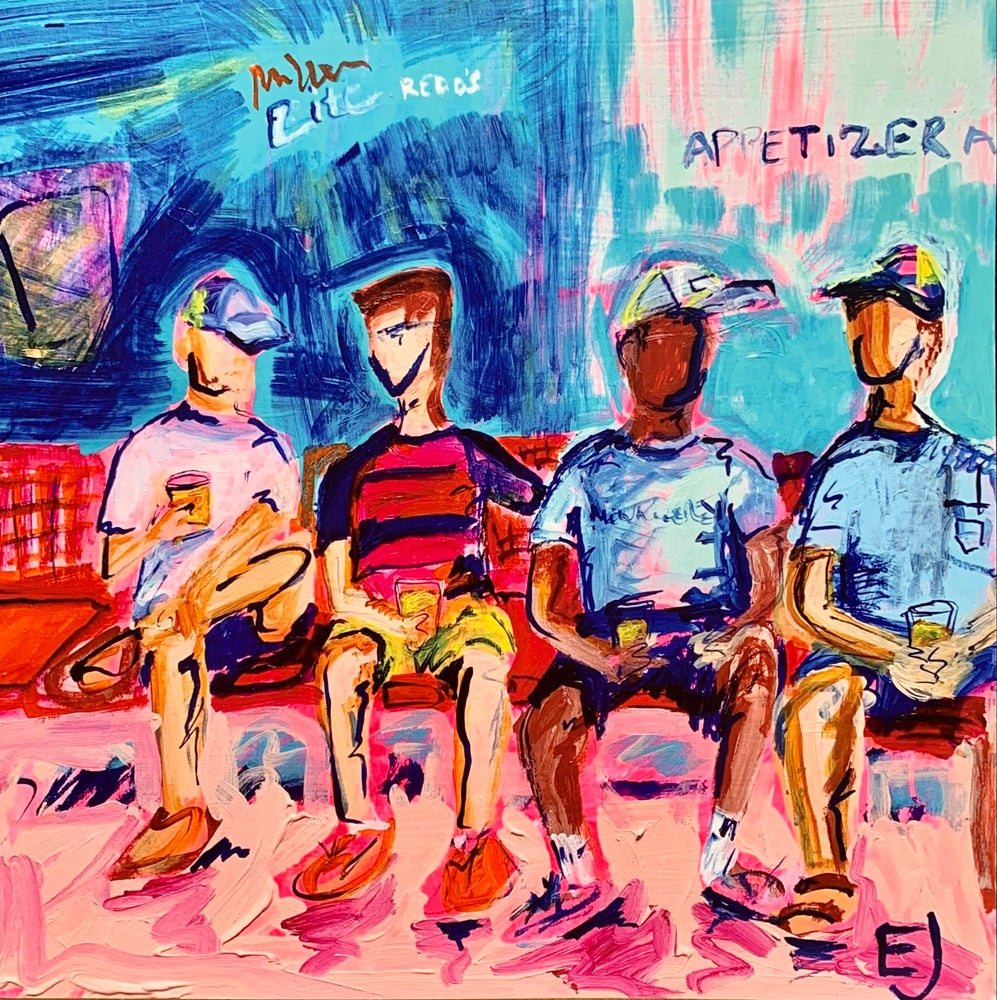 Image of Boys at the Fair Print