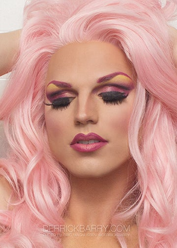 """Image of Derrick Barry Signed 5""""x7"""" BoomBoom Photo by Eric Magnussen"""