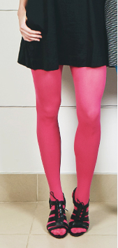 Image of Microfiber Tights