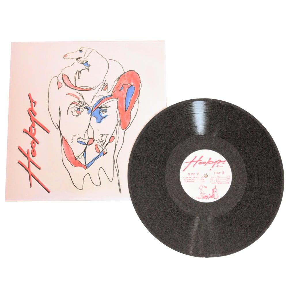 "Image of HOOK UPS ""II"" LP"