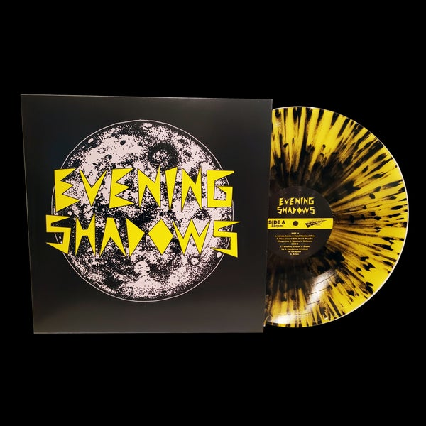 Image of LP: Evening Shadows Self Titled LP