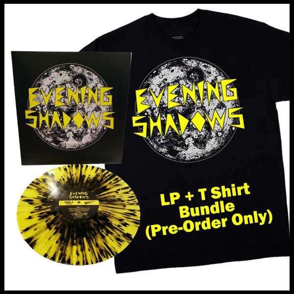 Image of LP+T-Shirt Bundle