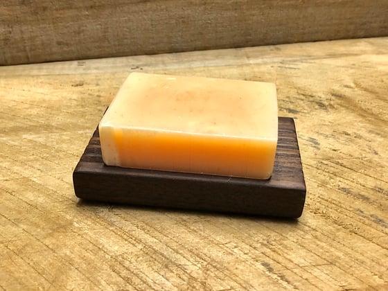 Image of Walnut Soap Dish