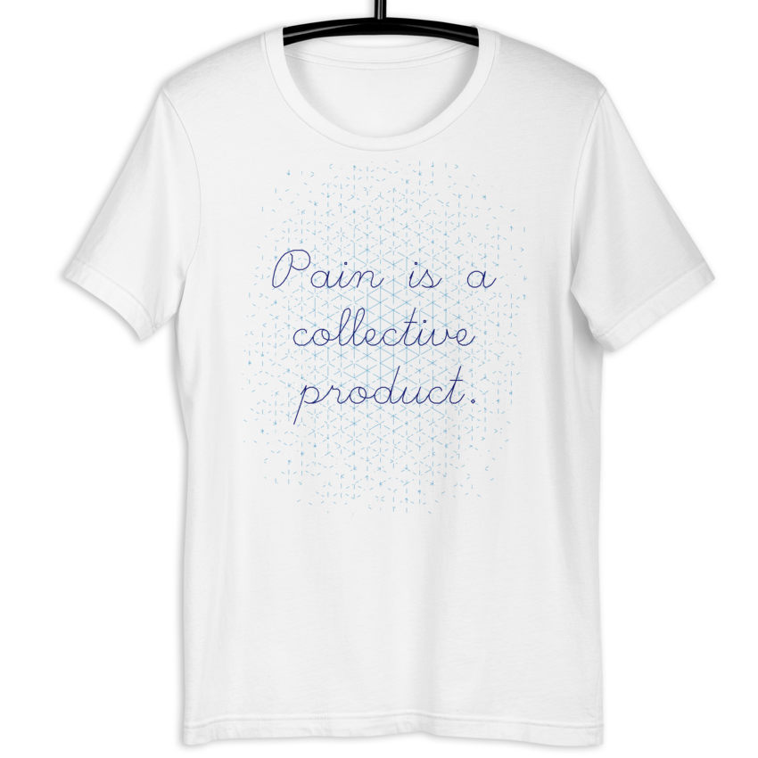 Shirt - Pain is a collective product