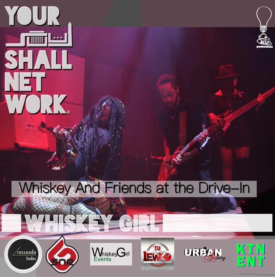 Image of WHISKEY GIRL VIRTUAL TICKET