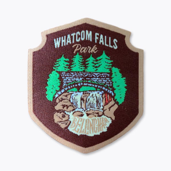 Image of Whatcom Falls Park Patch