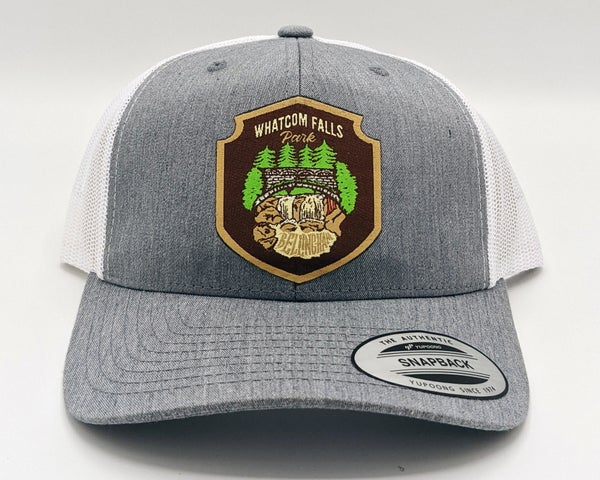 Image of Whatcom Falls Trucker Cap