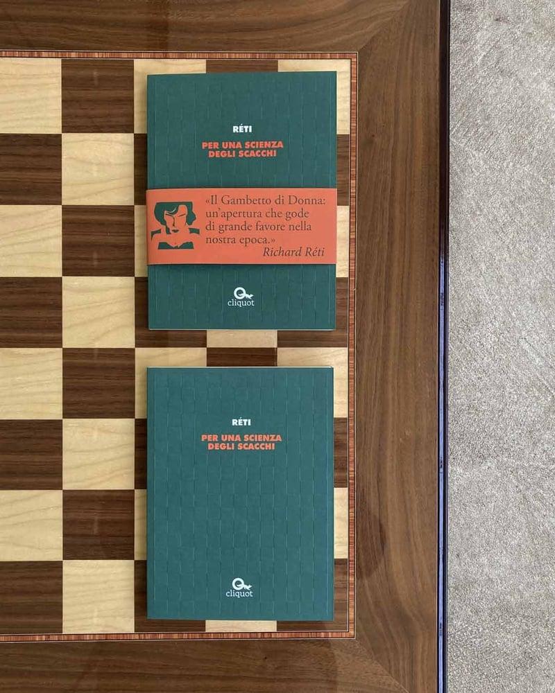 Image of *Per una scienza degli scacchi* di Richard Réti