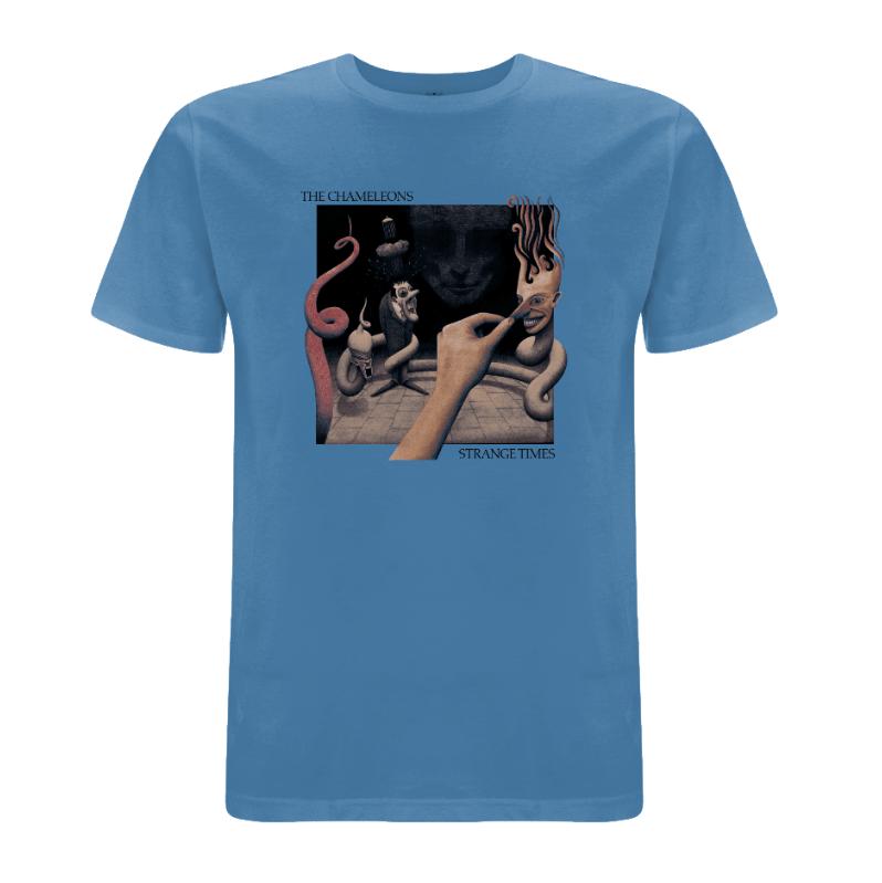 Image of Strange Times T-Shirt BLUE