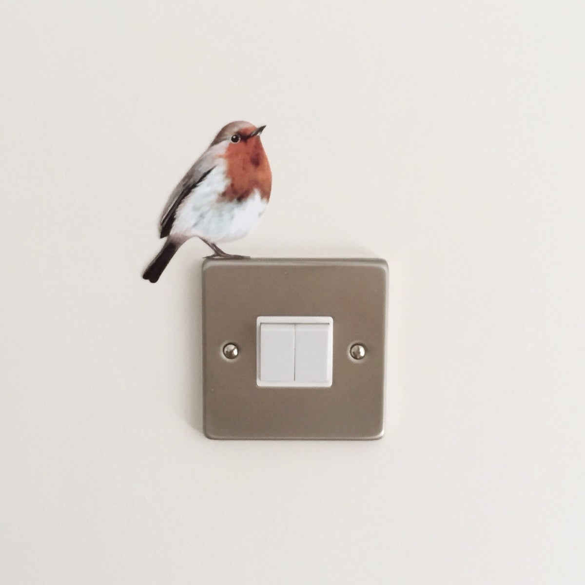 Image of Bob Robin ~ Wall sticker