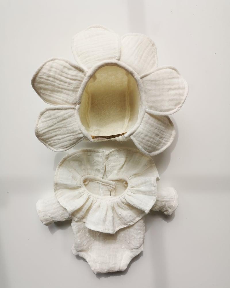 Image of Tenue déguisement fleur