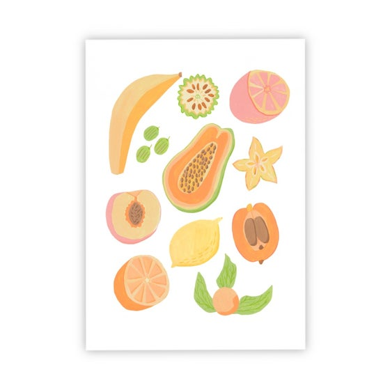 Image of Orange fruits
