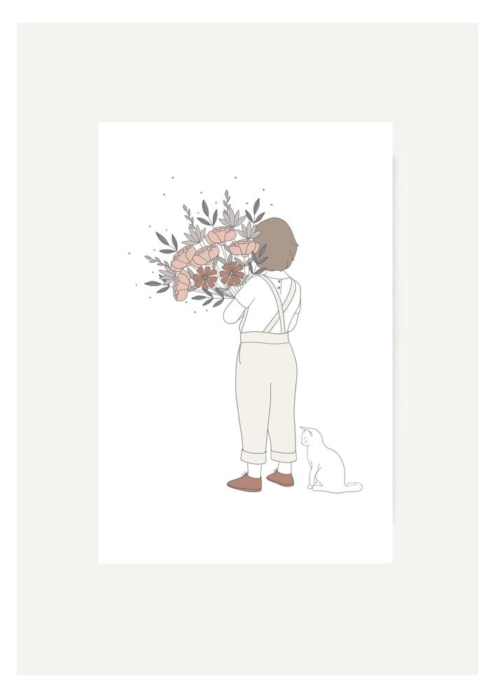 Image of Lot de cartes Maman d'amour