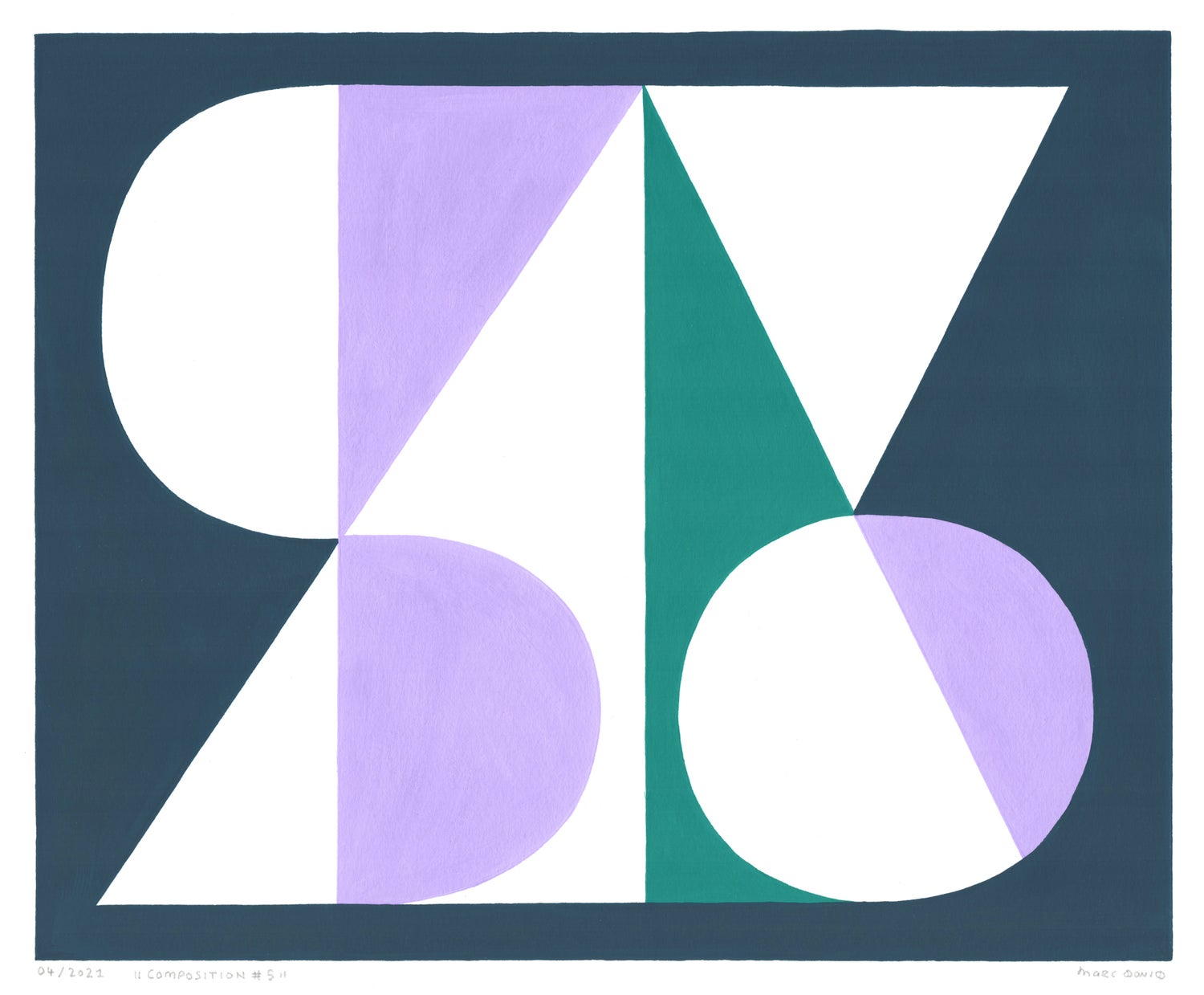 Image of COMPOSITION #5