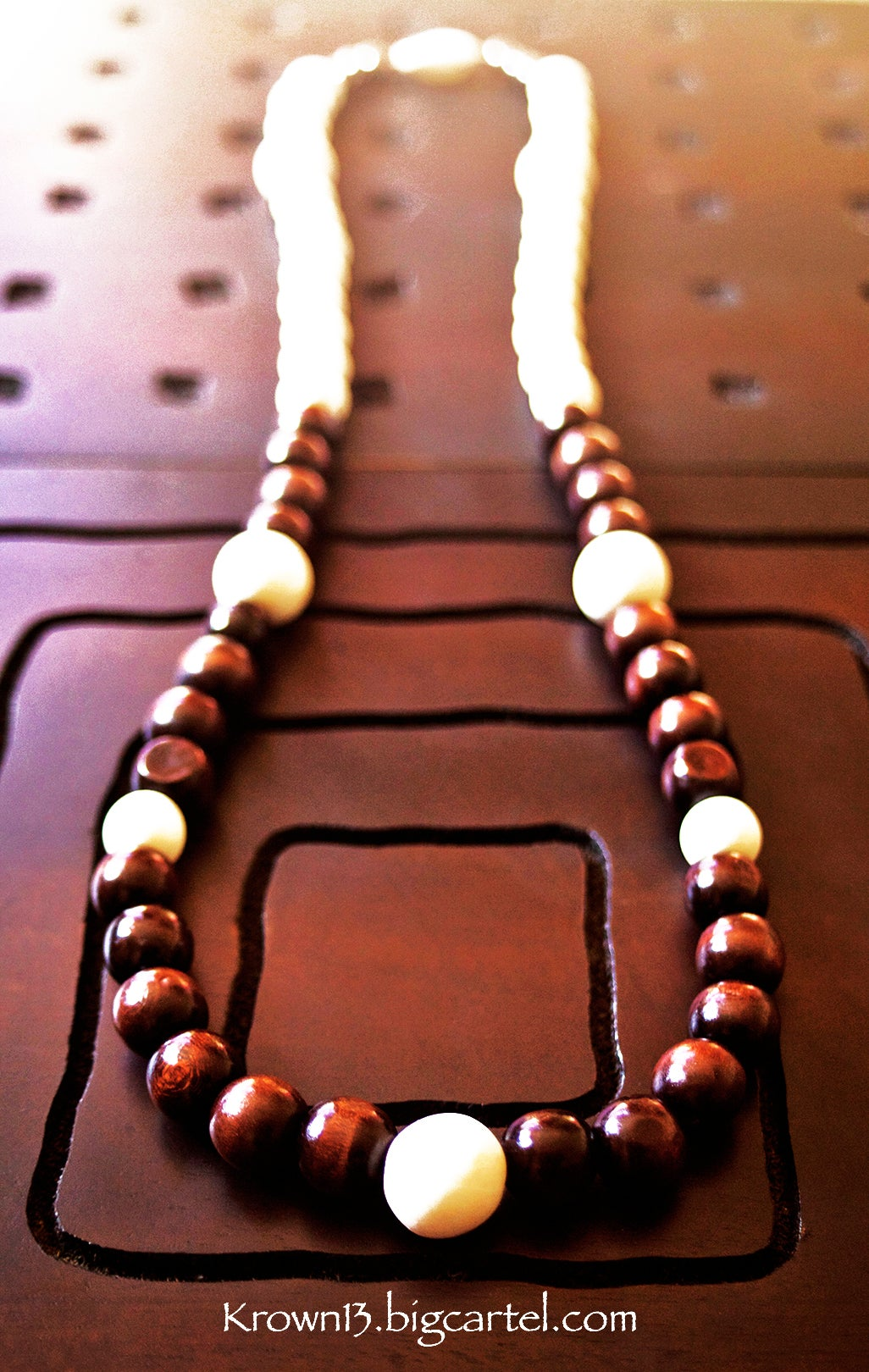 Earth's Nature Wood Beads