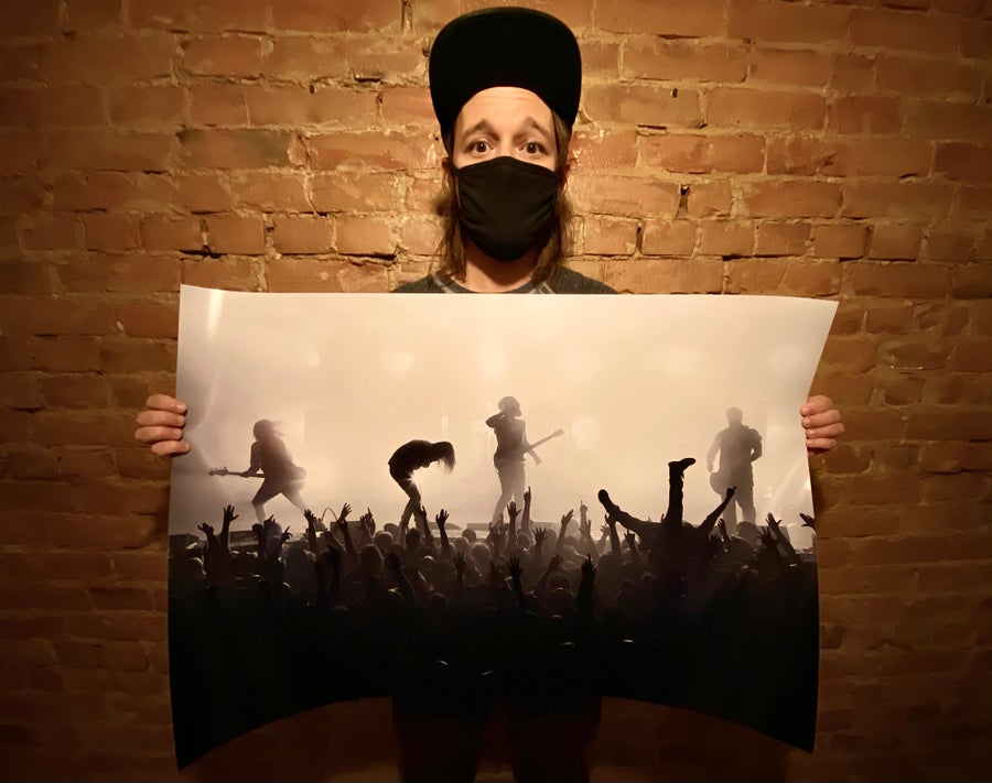 Image of Every Time I Die - Poster Print