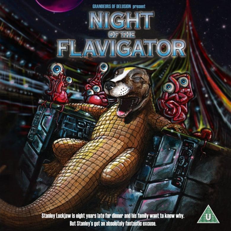 "Image of 12"" NAUSE004 ""Grandeurs Of Delusion – Night Of The Flavigator"""
