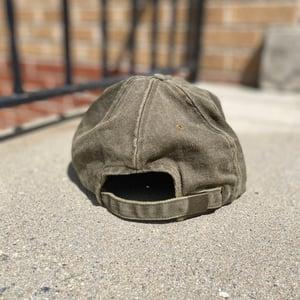 Image of Vintage Olive Green Hat